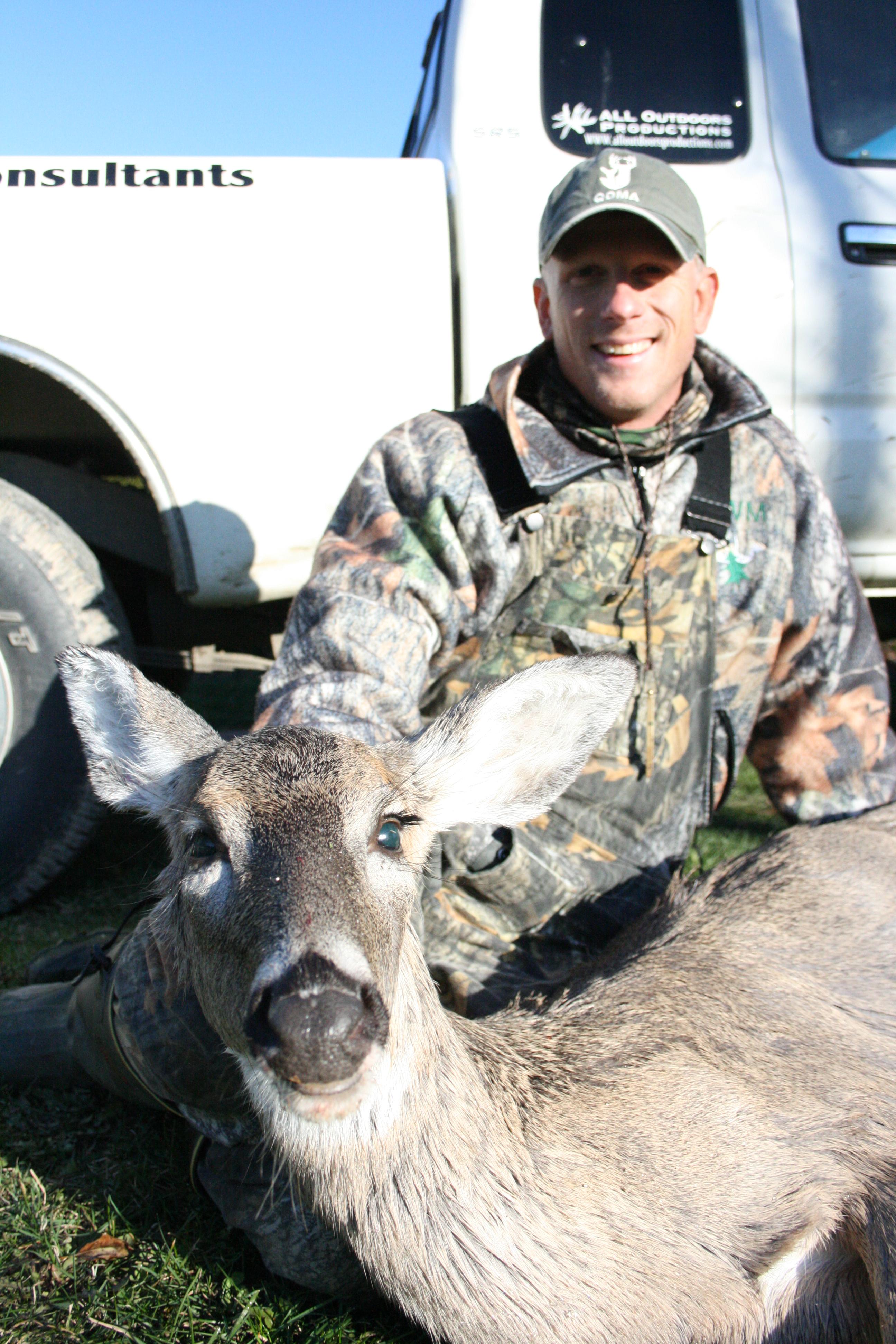 antlerless deer harvest