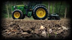 Food Plot Planting