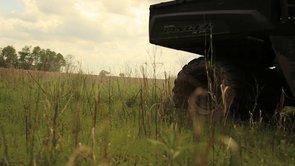 Spraying Native Warm Season Grasses